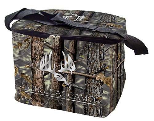 COOLERZ Longleaf Soft-Sided Cooler, Green Camo (Camo Soft Ice Chest compare prices)