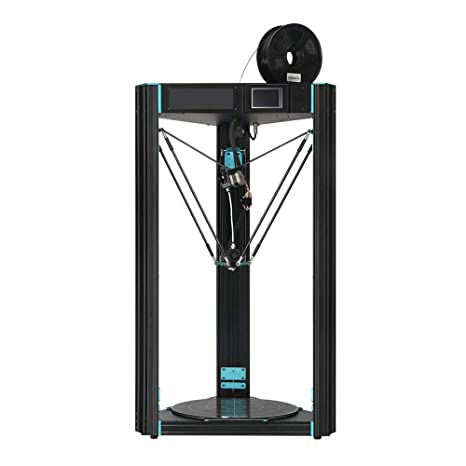 HYDDG 3D Impresora, con semillero y Asistido Arrasamiento Grande ...