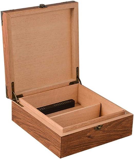 Sweet Caja De Cigarros De Madera De Cedro, Caja De Cigarros De ...