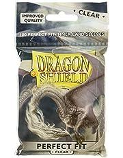 Arcane Tinman AT-13001 Sleeves: Dragon Shield Clear (100) Game