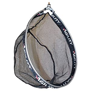 Shakespeare Agility Landing Net – Black, Small