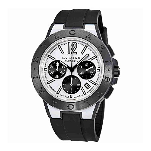 Bvlgari Diagono Magnesium Automatic Chronograph Mens Watch 102305