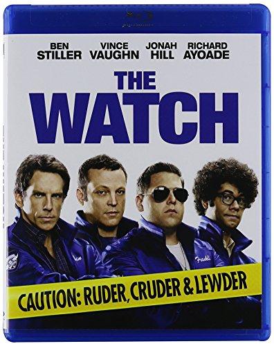 Blu-ray : The Watch (Pan & Scan)