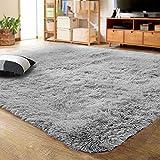 LOCHAS Ultra Soft Indoor Modern Area Rugs Fluffy
