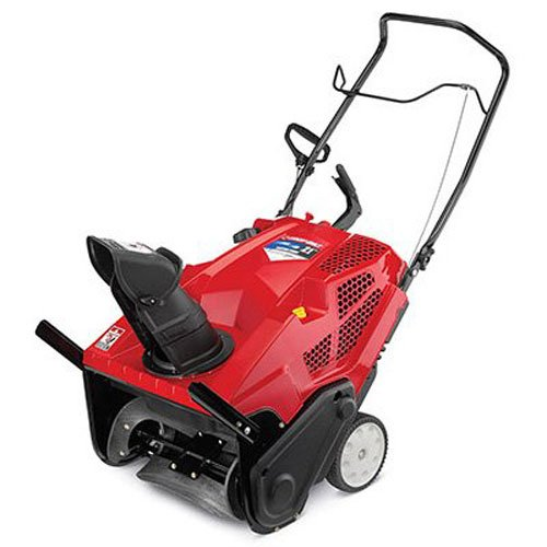 Troy-Bilt 2100 208cc 4-cycle OHV Engine Single-Stage Snow Thrower