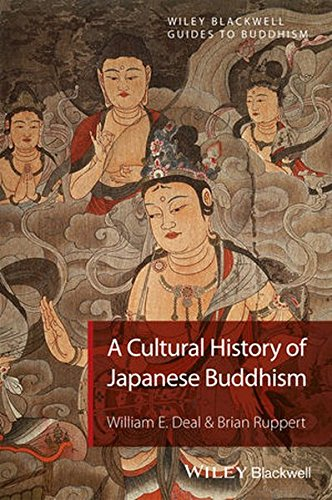 Cultural History Of Japanese Buddhism