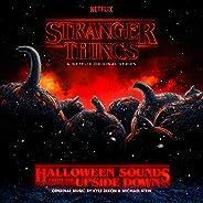 "Stranger Things: Halloween Sounds From The Upside Down ""Pumpkin Orange V"