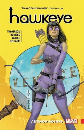 Hawkeye: Kate Bishop Vol. 1: Pin Points