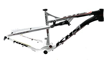 bcac84a5d71 Image Unavailable. Image not available for. Color  KHS Team 29 FS  18.5 quot  Medium Carbon 29er Full Suspension MTB Bike Frame New