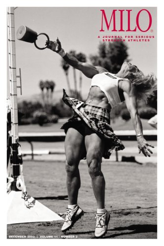 Read Online MILO: A Journal for Serious Strength Athletes, Vol. 11, No. 3 pdf epub