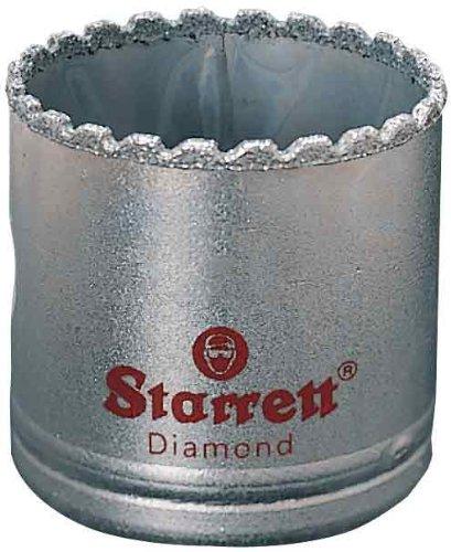Starrett KD0414-N 4.1/4-Inch Diamond Grit Holesaw by Starrett