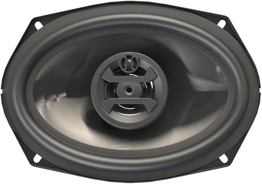 "2 pcs 6/"" x 9/"" 6x9inch car audio woofer bass loudspeaker speakers rubber surround"
