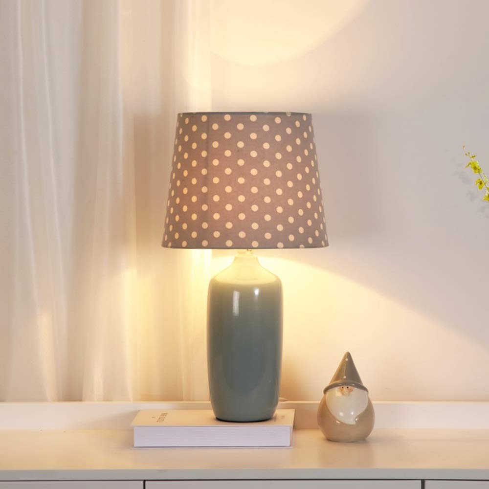 Amazon.com: Dkdnjsk Modern Minimalist Ceramic Lamp Stripe ...