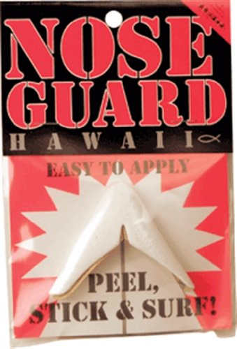 - Surfco Hawaii Shortboard White Nose Guard Kit