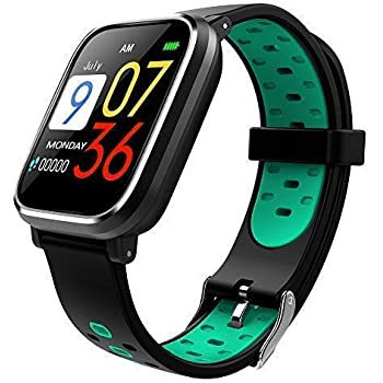 Amazon.com: iSTYLE Fashion NO.1 G6 Smart Watch Bluetooth 4.0 ...