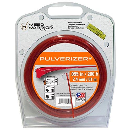 095 String Trimmer - .095 200' WW Pulverizer
