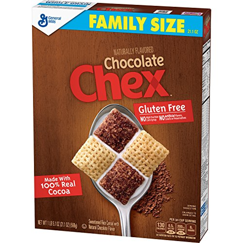 en Free Cereal Family Size 21.1 oz box ()