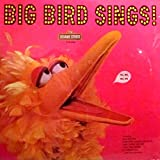 : 1974 Big Bird Sings Vinyl LP Record