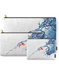 Society6 Theres No Way Back Carry-All Pouch