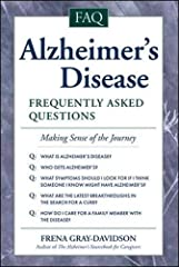 Long before a person is diagnosed with Alzheimer's disease, indicators are present. This book provides sympathetic, pragmatic answers to difficult questions and explains how to cope with the painful personal issues and dilemmas this di...