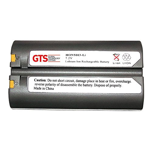 Honeywell Batteries HON5003-LI Replacement Battery, 2400 ...