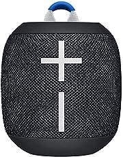 Ultimate Ears® Wonderboom 2 Draagbare Bluetooth Luidspreker, 360° Geluid, Waterdicht, Stofdicht, Schokbestendig, 13u Batterijduur- Deep Space Black