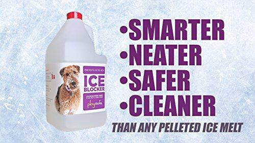 Fast Acting PlaySAFE Ice Blocker Ice Melt - Safe For (De Icing Salt)