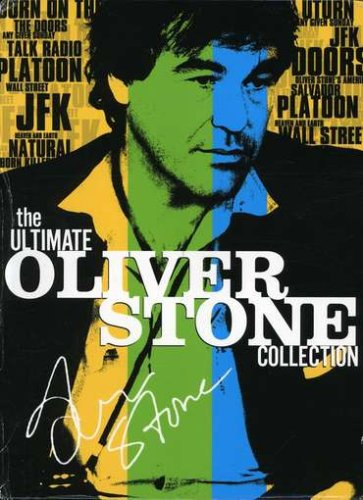 The Ultimate Oliver Stone Collection (Salvador / Platoon / Wall Street / Talk Radio / Born on the Fourth of July / JFK Director's Cut / The Doors / Heaven and Earth / Natural Born Killers / Nixon / U-Turn / Any Given Sunday Director's Cut) by WEA