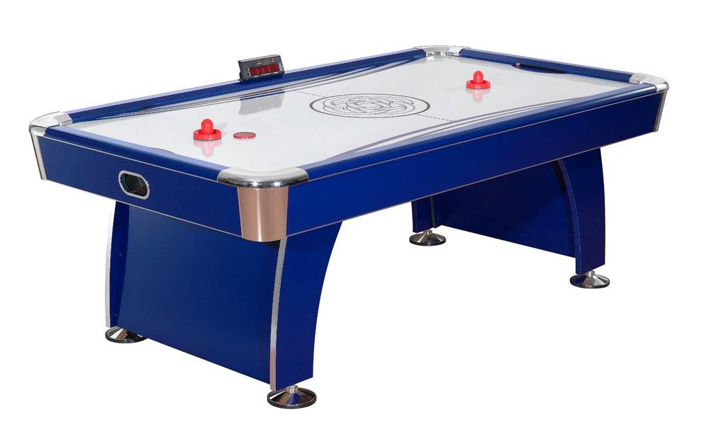 Phantom 7 1/2 ft. Premium Air Hockey Table by Blue Wave