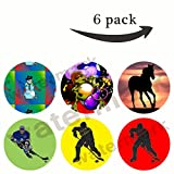 hookah stick electronic - Pox Cell Phone Holder.Pop Expanding Stand Socket Mount Holder for iphone,Smartphone & Tablet(6 Pack)-(Z68) Hockey,Snowman,Hookah Frog,Horse In Sunrise