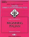 Beginning Italian 9780837366548