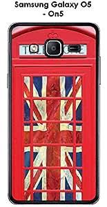 Carcasa Samsung Galaxy O5–On5Design cabina UK-1