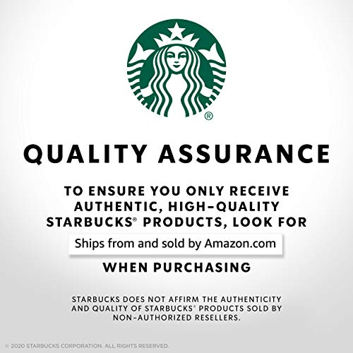 Starbucks Blonde Roast Ground Coffee — Veranda Blend — 100% Arabica — 6 bags (20 oz. each)