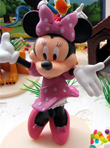 Minnie Mouse Birthday Cake Topper Best Birthday Cake 2018