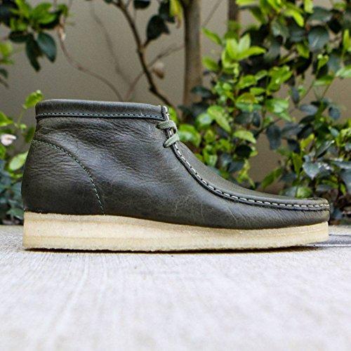 Clarks Mens Wallabee Chukka Boot Leaf 2trjAVh