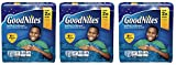 Health & Personal Care : GoodNites Bedtime Bedwetting Underwear for Boys (Pack of 3)