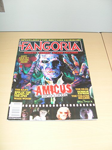 Fangoria Magazine # 305 August 2011 Issue