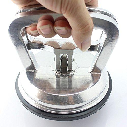 PDR de aluminio ventosa deber de cristal Herramienta de elevació n 178 libras para la abolladura del coche removedor de cristal / de la ventana / Espejo, Heavy Duty Kalolary