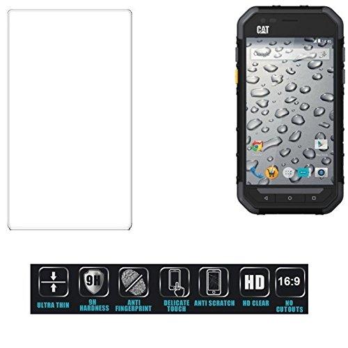 1 opinioni per K-S-Trade per Caterpillar Cat S30 Pellicola Vetro Temperato Ultra-Clear Screen