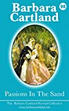 Front cover for the book Passions in the Sand by Barbara Cartland
