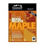 Traeger PEL308 Maple Barbecue Pellets, 20-Pound
