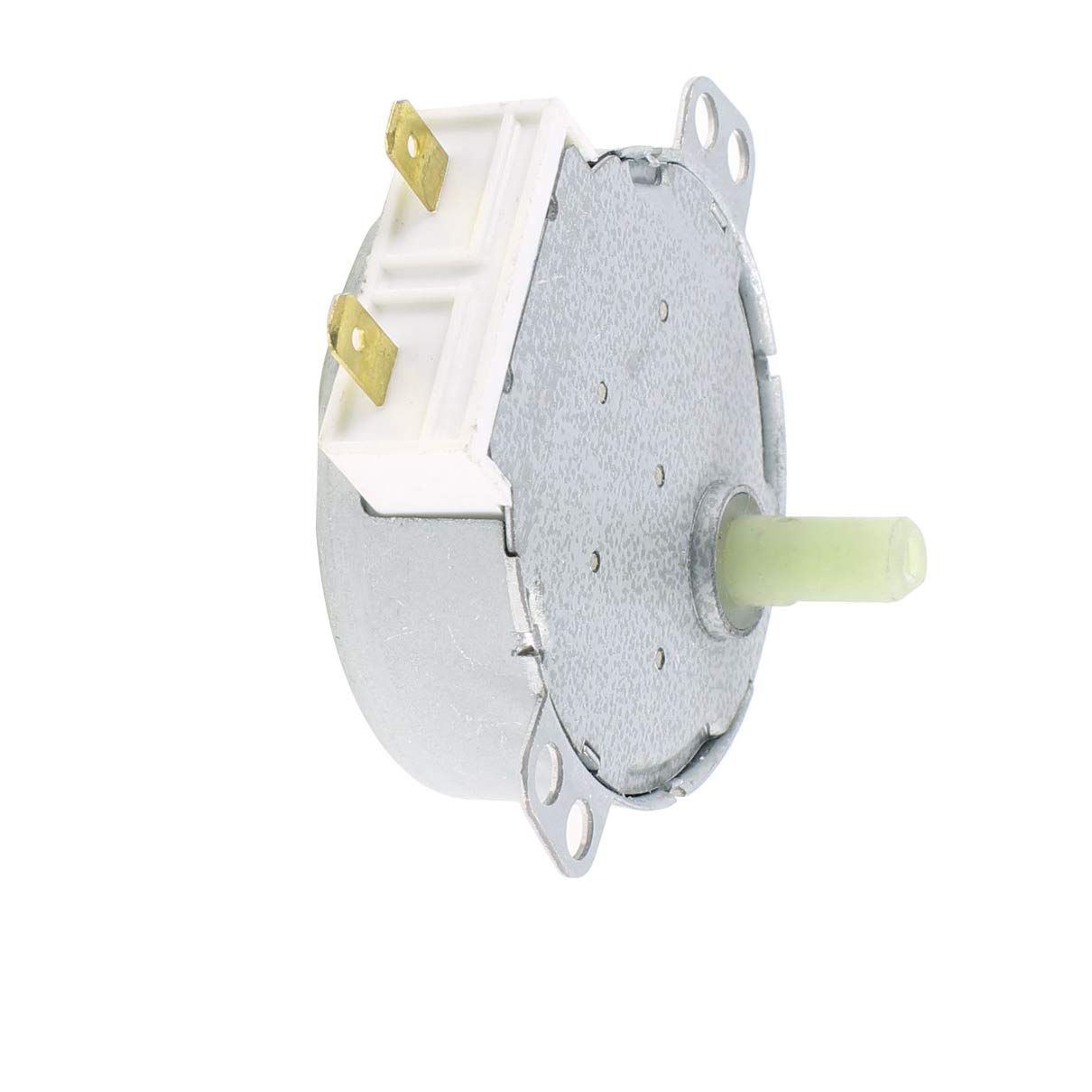 "Aexit Microwave Oven Electrical SS-5-240-TD 220-240VAC 5RPM Synchronous Motor 0.16"" Electric Motors Mount Hole"