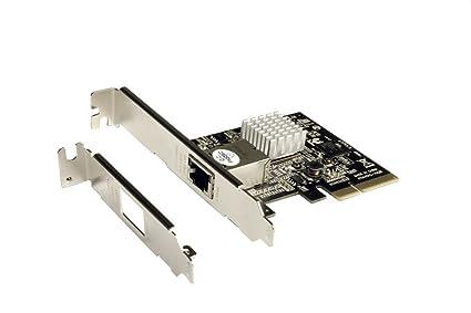 1 port 10 Gigabit Ethernet PCIe (X4) tarjeta de red, incluye ...