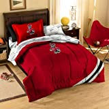 The Northwest Company Northwest NCAA North Carolina St Twin Bed In Bag