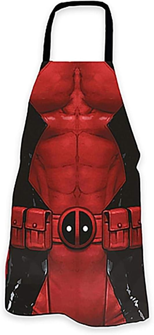 Deadpool Marvel Apron