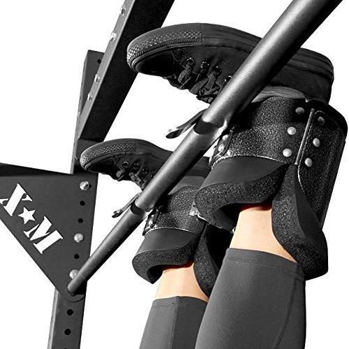 Xtreme Monkey Platinum Inversion Boots - Pair Locking Mechanism