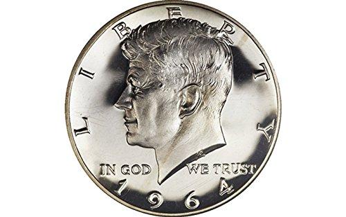 Half Dollar 1964 Coins - 1964 Proof Kennedy Half Dollar