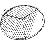 """BBQ Dragon Spin Grate Rotating Grill Grate for 22"""" Charcoal Grills - Instant Grill Grates Replacement for 22"""" Weber Grill Grate - Weber Grill Accessories from"""