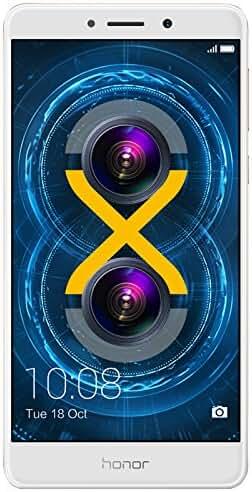 Huawei Honor 6X Dual Camera Unlocked Smartphone, 32GB Gold (US Warranty)