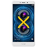 Huawei Honor 6X Dual Camera Unlocked Smartphone, 32GB Gold...